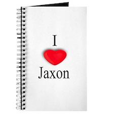 Jaxon Journal