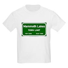 Mammoth Lakes T-Shirt