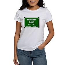 Manhattan Beach Tee