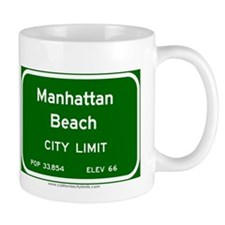 Manhattan Beach Mug