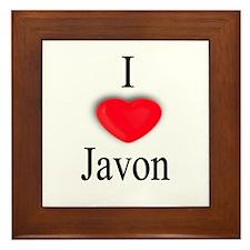 Javon Framed Tile