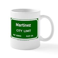 Martinez Mug