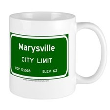 Marysville Mug