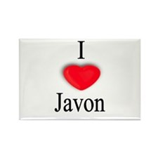 Javon Rectangle Magnet