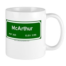 McArthur Mug