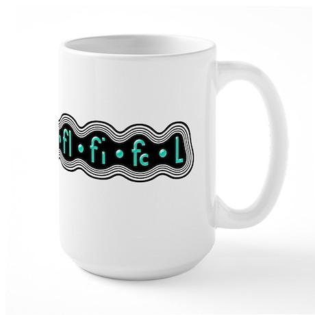 Drake Large Mug