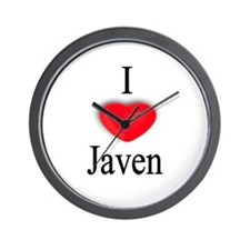 Javen Wall Clock