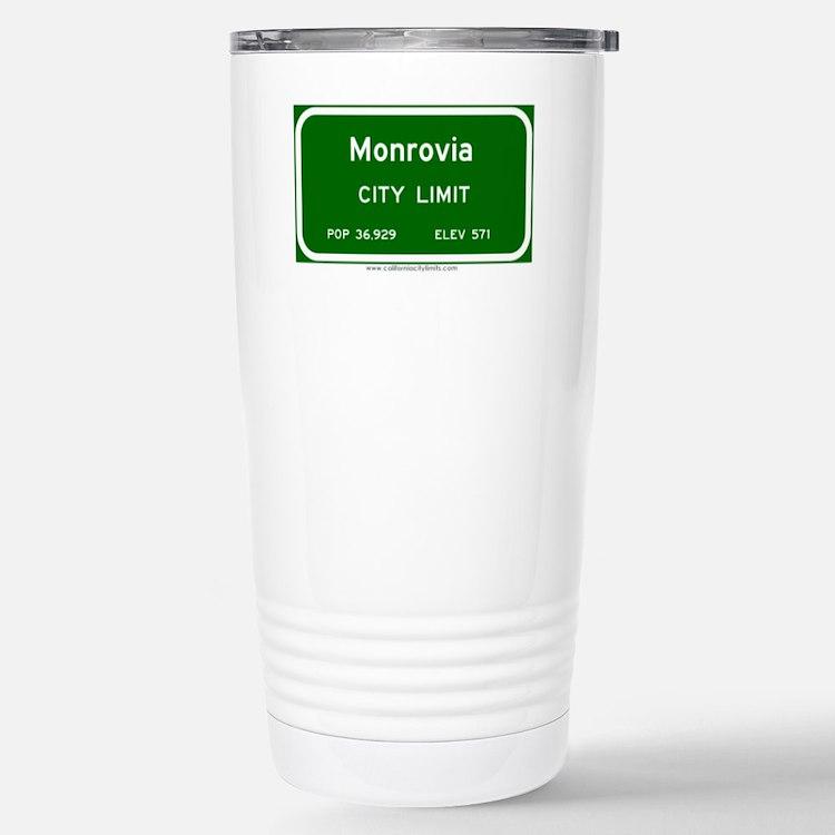 Monrovia Travel Mug