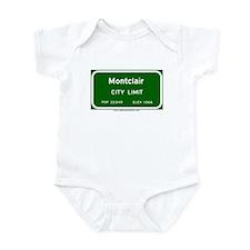 Montclair Infant Bodysuit