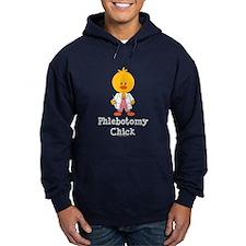 Phlebotomy Chick Hoodie