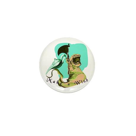2nd Wish Mini Button