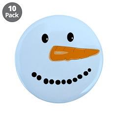 Blue Snowman 3.5