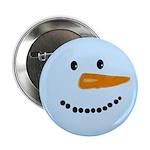 Blue Snowman 2.25