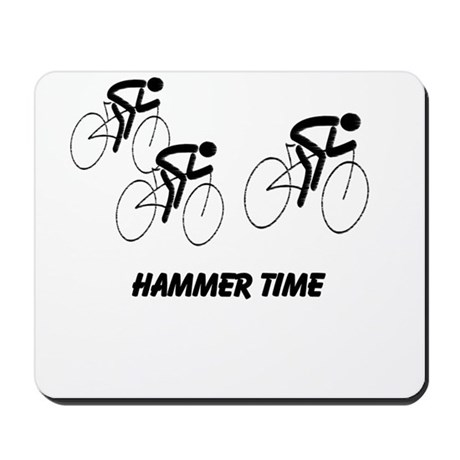 Hammer Time Mousepad