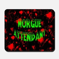Morgue Mousepad