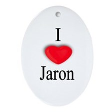Jaron Oval Ornament