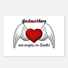 Angel Godmother Postcards (Package of 8)