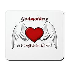 Angel Godmother Mousepad