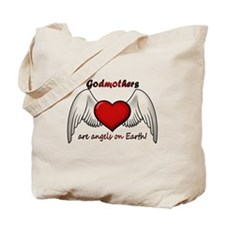 Angel Godmother Tote Bag