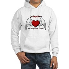 Angel Godmother Jumper Hoody