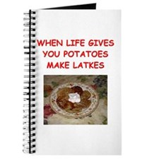 potato pancakes Journal