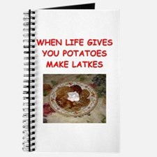 potato pancakes Journal