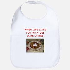 potato pancakes Bib