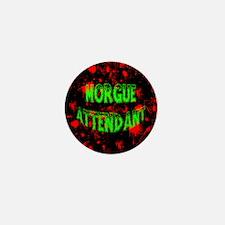 Morgue Mini Button