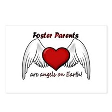 Angel Foster Postcards (Package of 8)