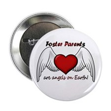 "Angel Foster 2.25"" Button"