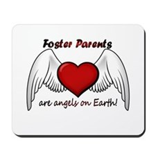 Angel Foster Mousepad