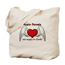 Angel Foster Tote Bag