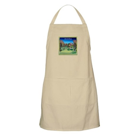 Life in the Bayou Apron