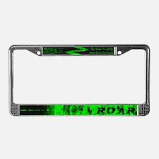 JSXS License Plate Frame