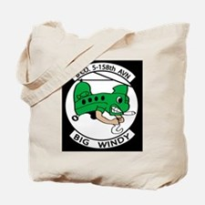 Funny Chinook Tote Bag