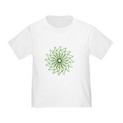 Green Wings Spirograph T