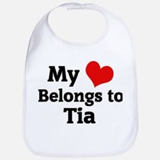 My Heart: Tia Bib