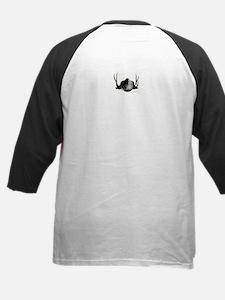 Mule deer, Crown Series logo, Tee