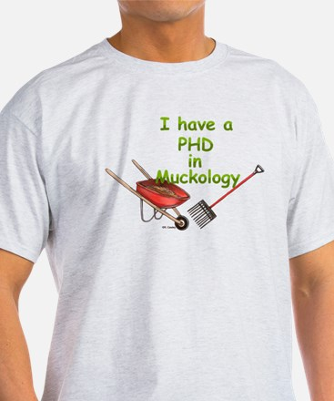 PHD Muckology T-Shirt