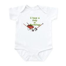 PHD Muckology Infant Bodysuit