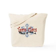 Team Claus Tote Bag