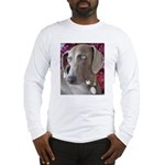 Marley w/necklace WCWR Long Sleeve T-Shirt