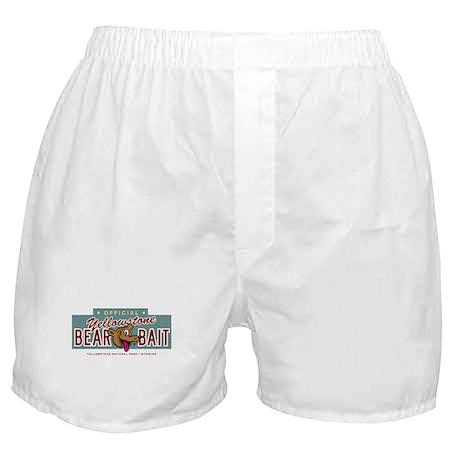 Yellowstone Bear Bait Boxer Shorts