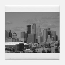 Minneapolis Skyline Tile Coaster