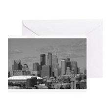 Minneapolis Skyline Greeting Cards (Pk of 20)