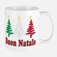 Buon natale Small Small Mug