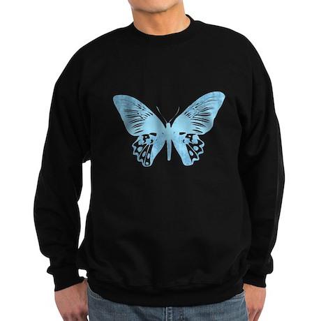 fringey butterfly Sweatshirt (dark)