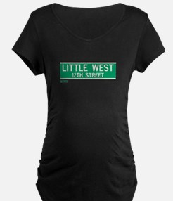 Little West 12th Street in NY T-Shirt