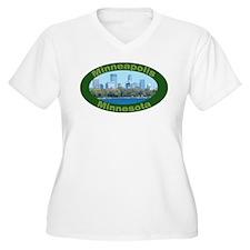 City of Lakes T-Shirt