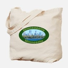 City of Lakes Tote Bag